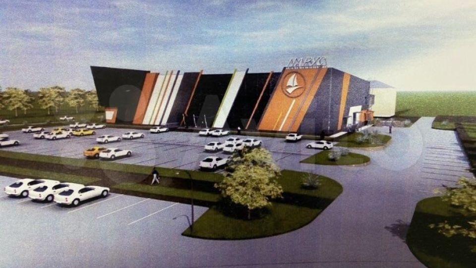 Крупный торгово-развлекательный центр «Парус» появится в Новоалтайске