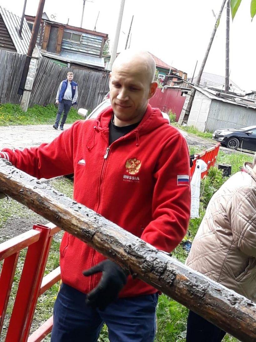 Субботник на реке Пивоварке Фото:Пресс-служба БПЗ