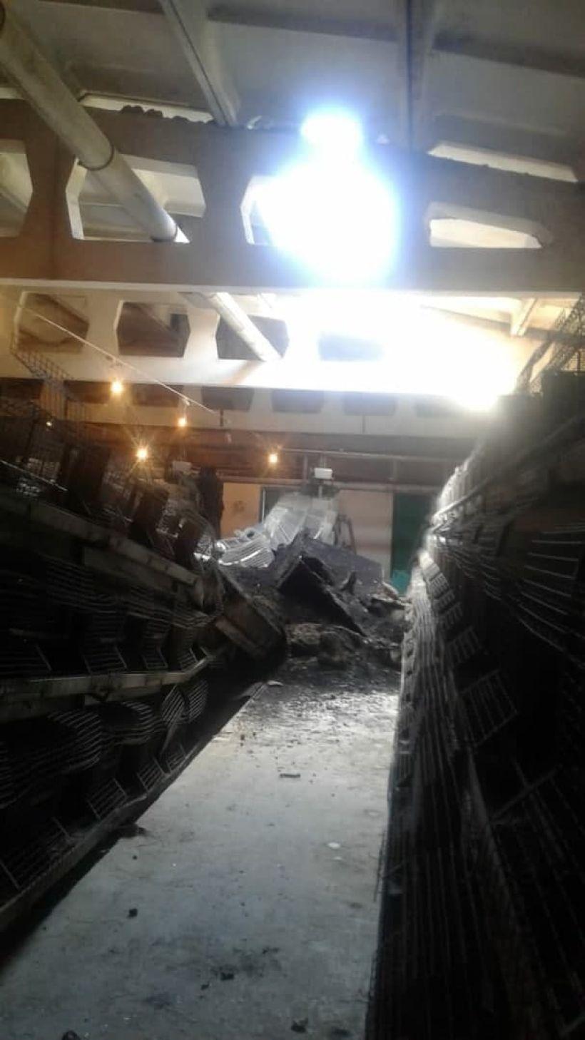 """Место происшествия Фото:""""Барнаул 22""""/""""ВКонтакте"""""""