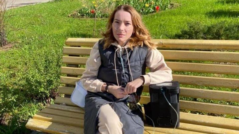 Ольга Гомлякова.