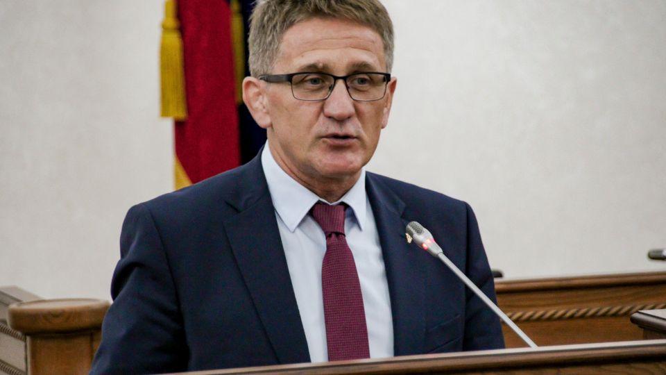 Президент Алтайской торгово-промышленной палаты Борис Чесноков