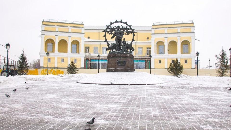 Государственный Художественный музей Алтая