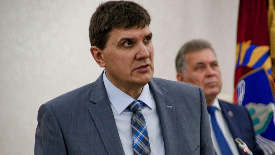 Виктор Миненок. Счетная палата