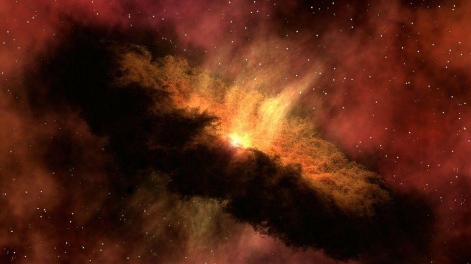 Галактика. Космос