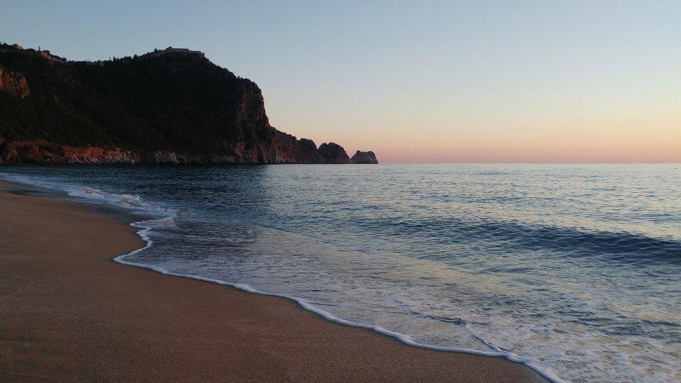 Турция. Пляж