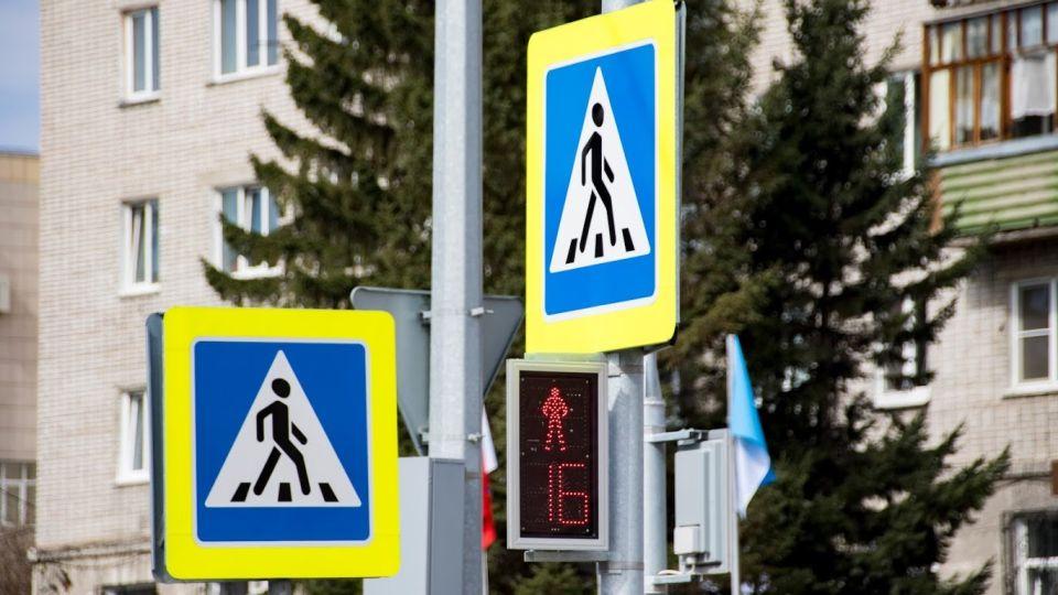 Власти Барнаула не видят поводов для срыва работы по установке дорожных знаков