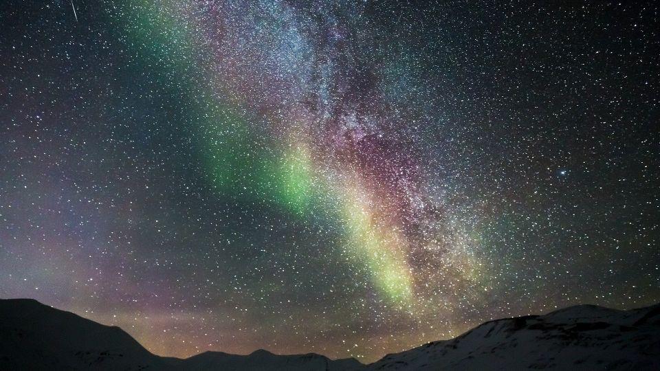 Звезды. Ночь. Небо
