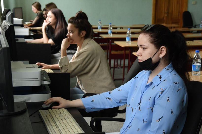 Демонстрационный экзамен WorldSkills Фото:Пресс-служба АлтГТУ
