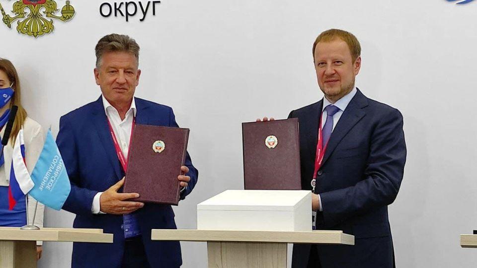 Виктор Томенко и Владимир Шуппо