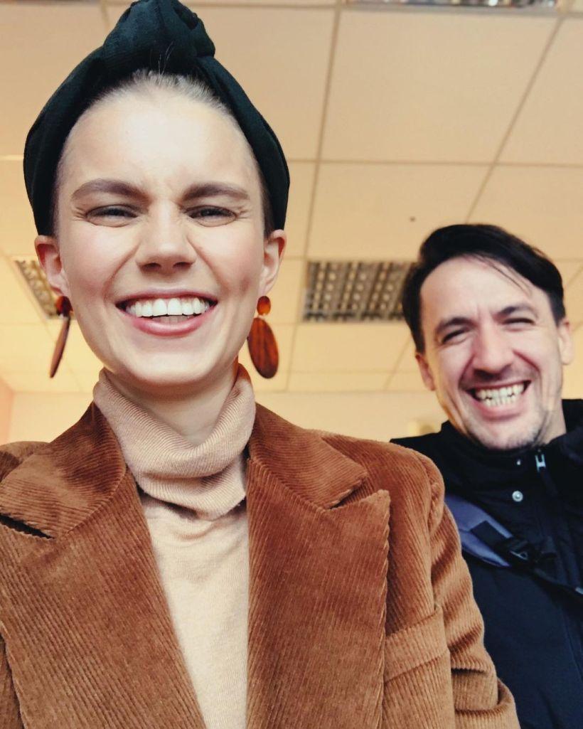 Дарья Мельникова и Артур Смольянинов Фото:instagram.com/melnikovadsh