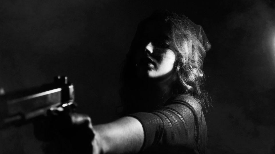 Оружие. Выстрел