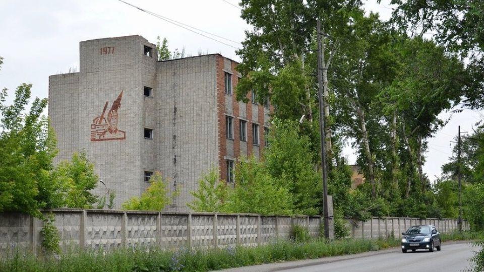 Территория бывшего военного городка