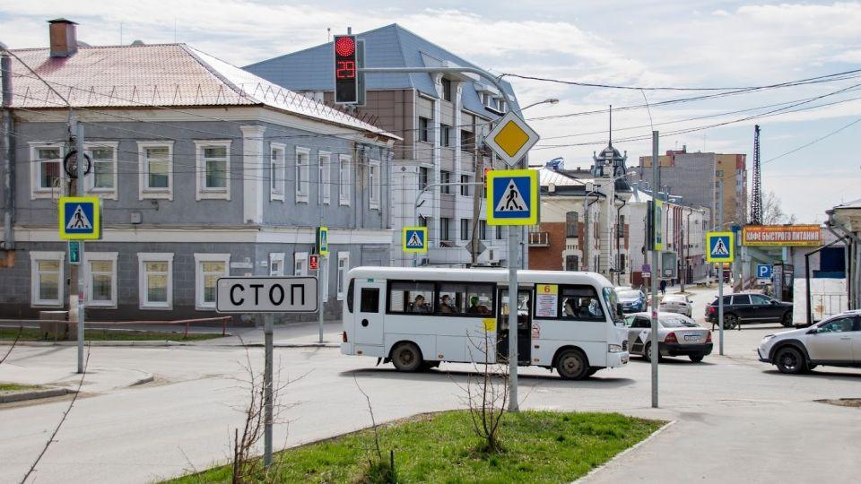 Автобус маршрута №6