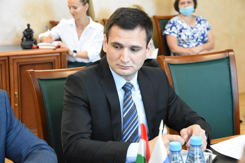 АлтГТУ планирует развивать сотрудничество с образовательными организациями Республики Таджикистан Фото:Пресс-служба АлтГТУ