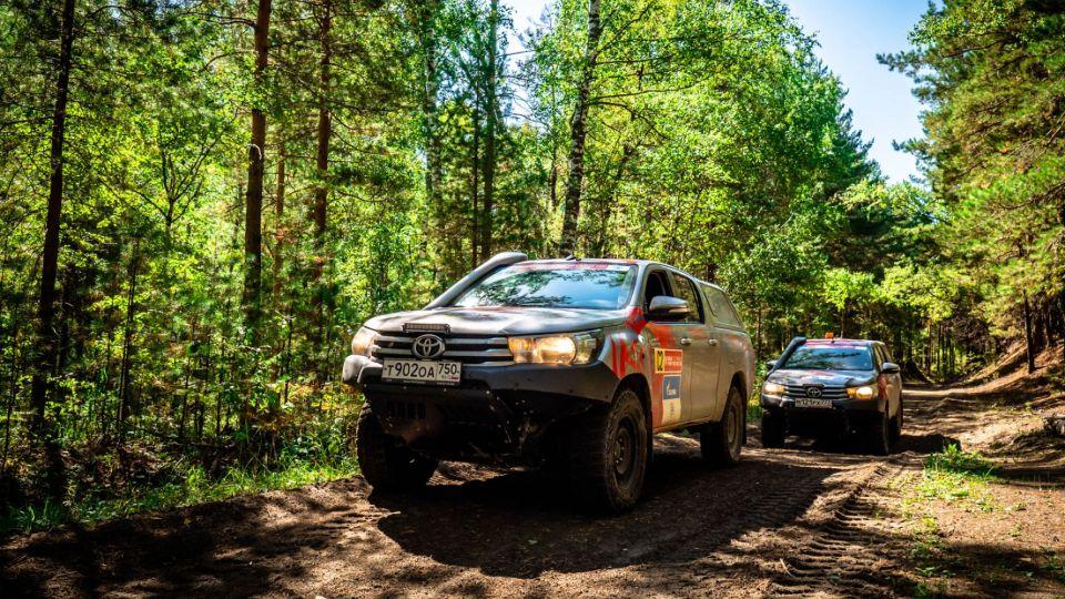 Алтайский край станет частью маршрута ралли «Шелковый путь» 2021 года