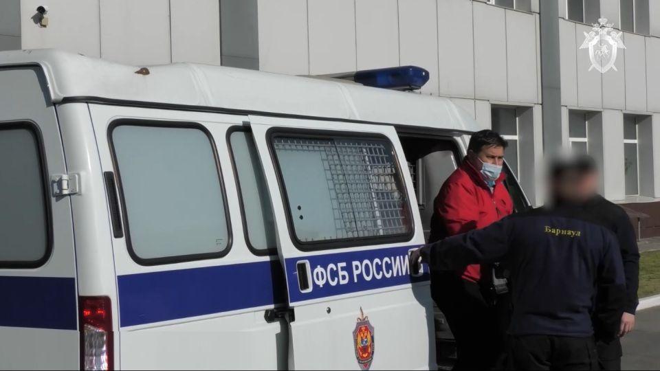 Задержание Александра Дементьева