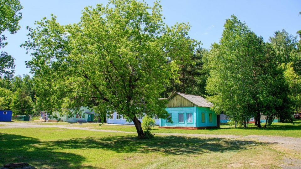 Лагерь. Фото иллюстративное