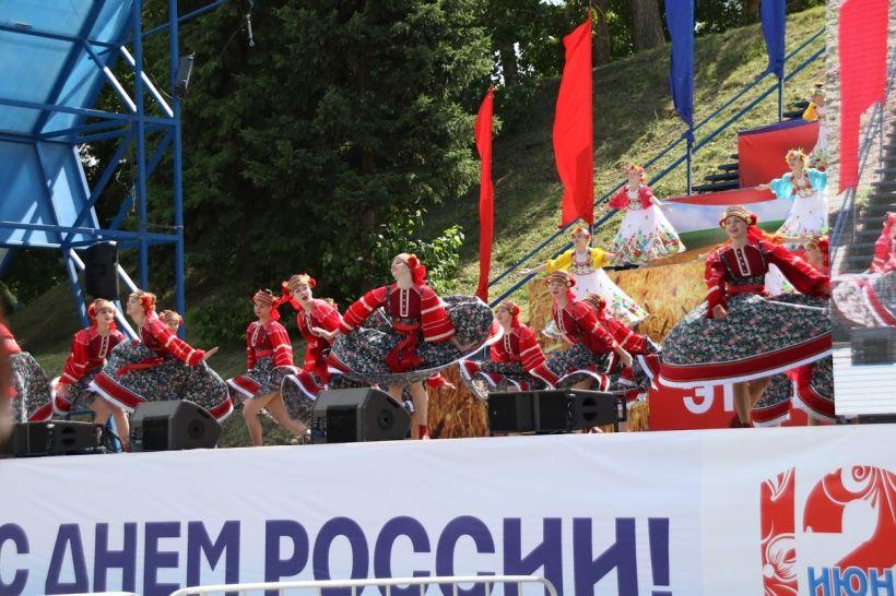День России Фото:Виталий Барабаш