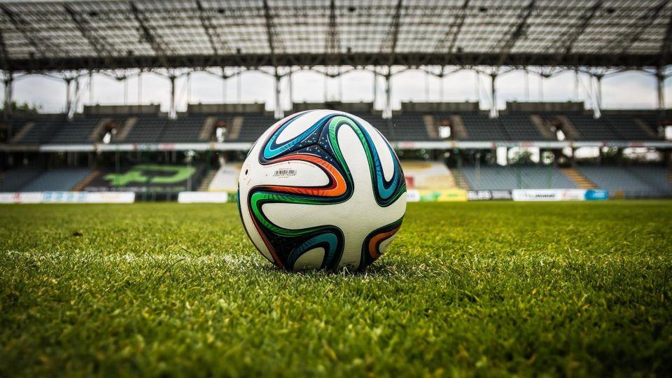 Мяч. Футбол