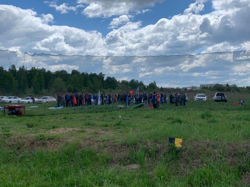 На Алтай-Коксе прошел турнир по пейнтболу Фото:Пресс-служба Алтай-Кокса