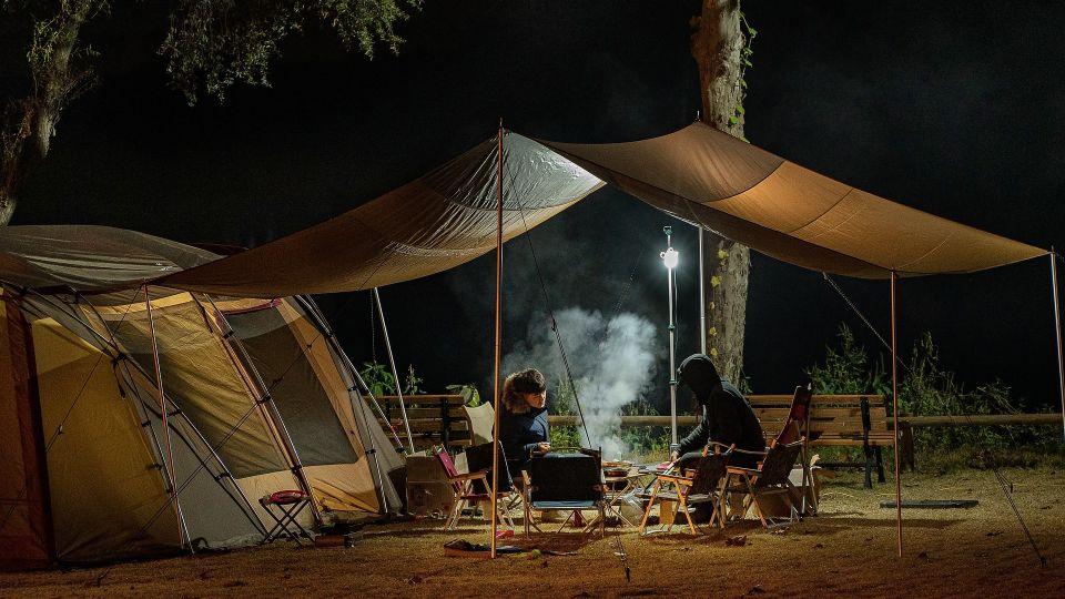 Палатка. Туризм