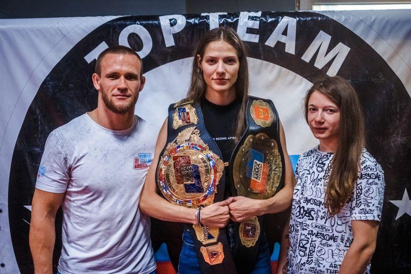 Чемпионат по ММА прошел в Кемерове Фото:Пресс-служба БПЗ