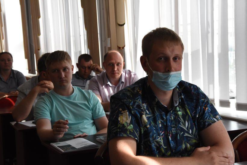Губернаторская программа переподготовки в АлтГТУ Фото:Пресс-служба АлтГТУ