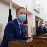 Губернатор Томенко подписал указ о введении ограничительных мер в Алтайском крае