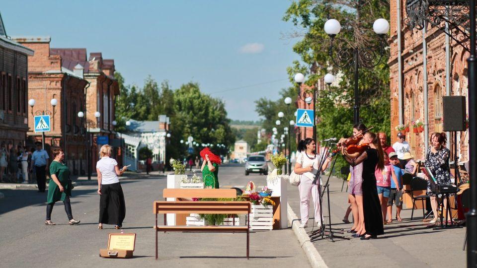 День города в Бийске