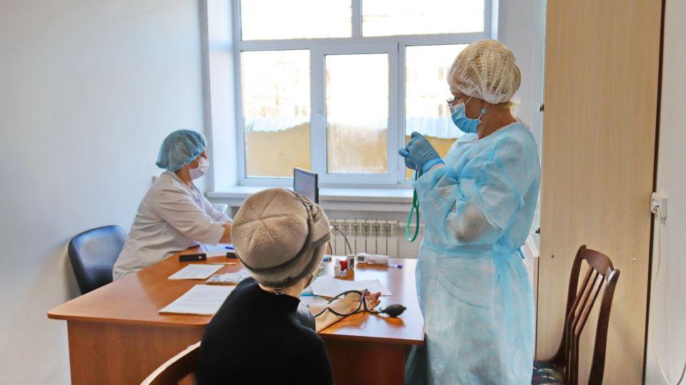 Поликлиника. Алтайский край