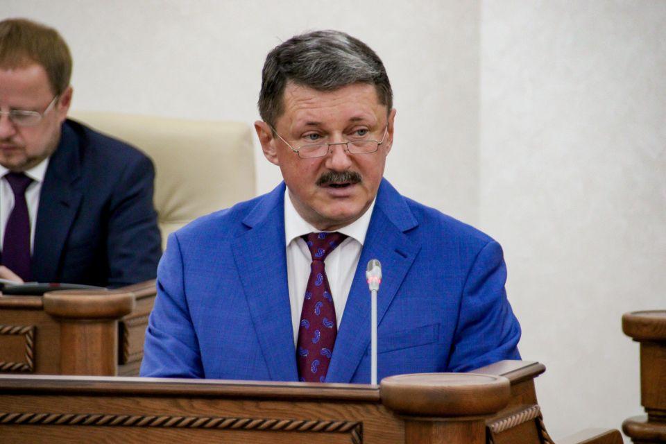 Андрей Осипов, бизнес-омбудсмен Алтайского края