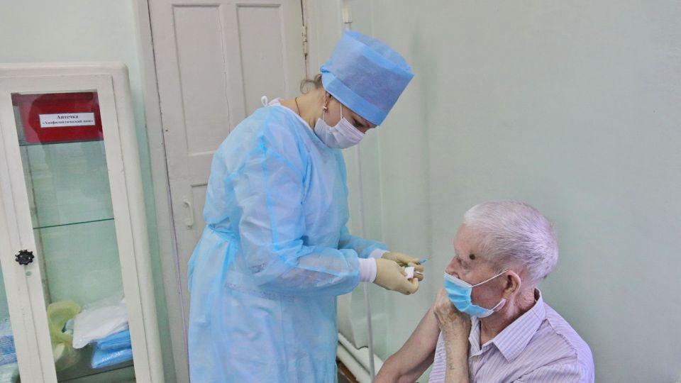 Вакцинация в Алтайском крае