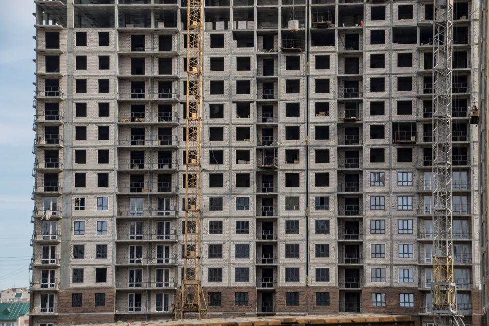 Строительство. Барнаул