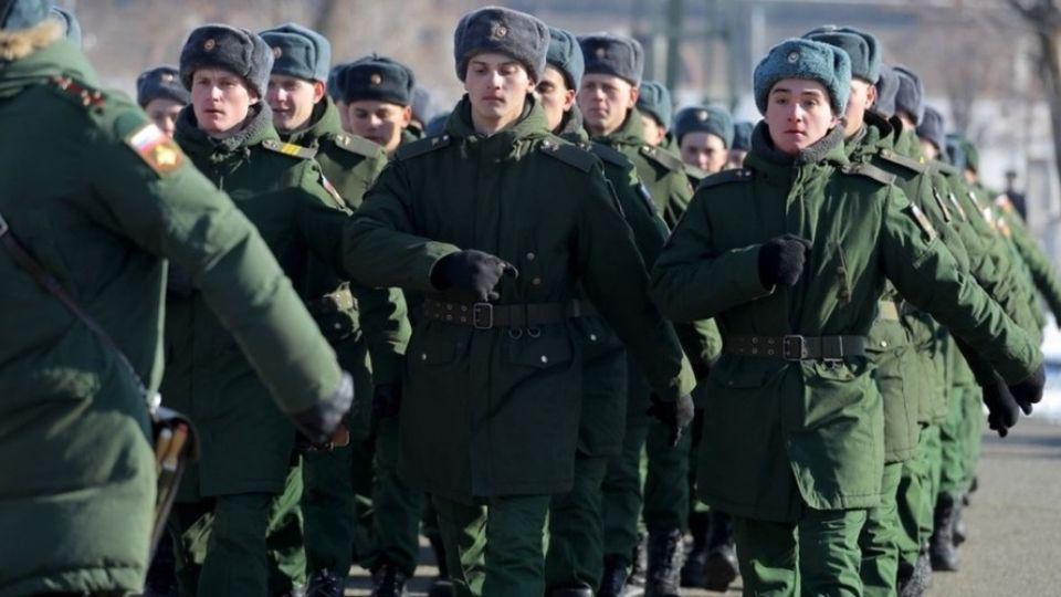 Армия. Военнослужащие