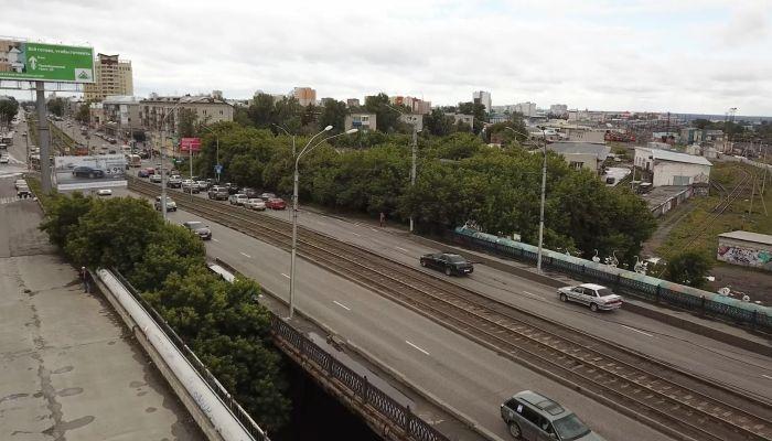В Барнауле за 8,5 млн доработают проект реконструкции моста на Новом рынке