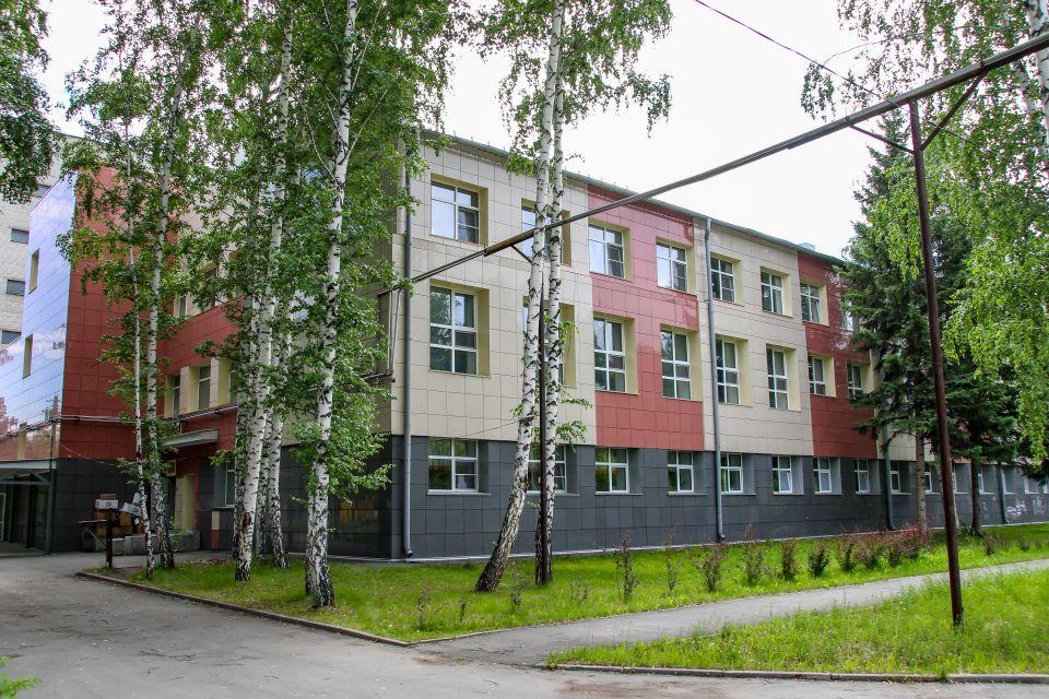 Горбольница №5 в Барнауле