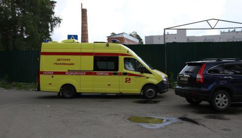 Шесть детей с COVID-19 оказались в реанимации за все время пандемии на Алтае